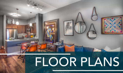 View Floor Plans at The Chase at Overlook Ridge in Malden, Massachusetts