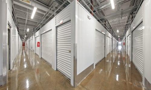 Storage Star in Dallas, Texas Interior Storage Units