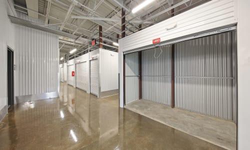 Storage Star features Interior Storage Units in Dallas, Texas