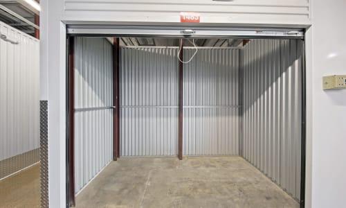Dallas, Texas storage facility Interior Storage Units