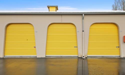 Storage Star features Exterior Storage Units in Federal Way, Washington