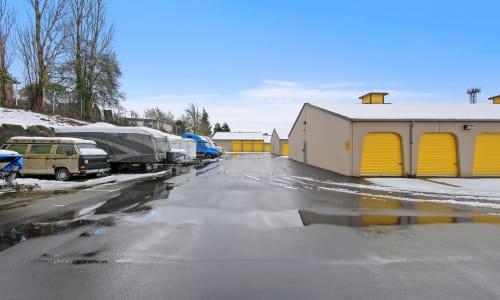 RV Storage storage in Federal Way, Washington