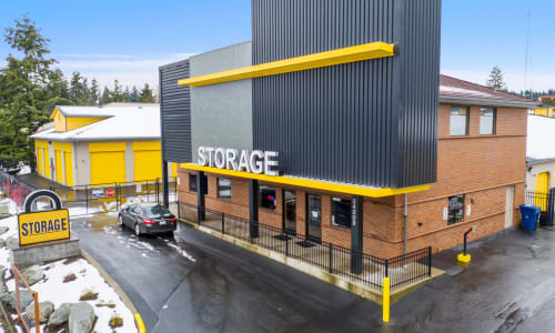 Front Office of storage units in Federal Way, Washington