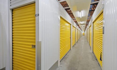 Storage Star in Federal Way, Washington Interior Storage Units