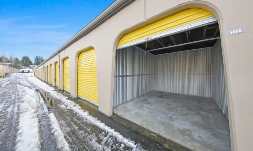 Storage Star Exterior Storage Units in Federal Way