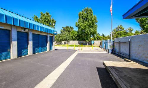 Secure Entrance at Storage Star Yuba City in Yuba City, California