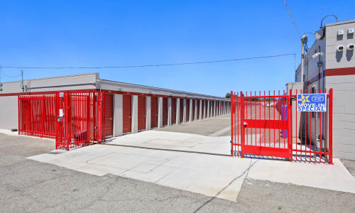 Front Entrance at Storage Star Rancho Cordova in Rancho Cordova, California