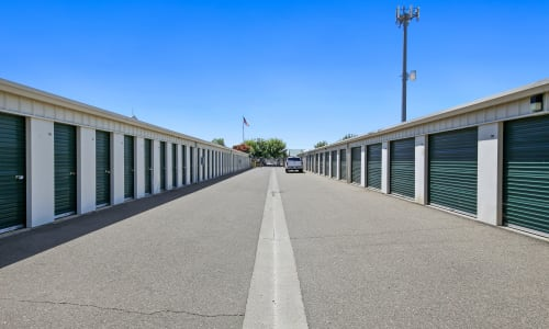 Self Storage in Woodland, CA (Yolo County): Storage Star