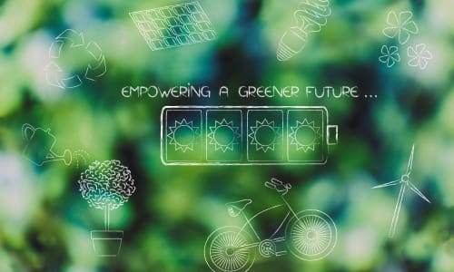 View the Green Initiatives at M Street in Seattle, Washington