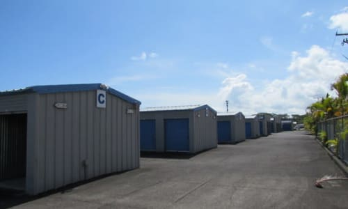 Exterior photo of Storage Star Hilo in Keaau, Hawaii