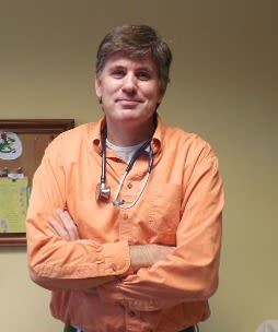 Dr. Todd Gaffney at Chester Animal Hospital