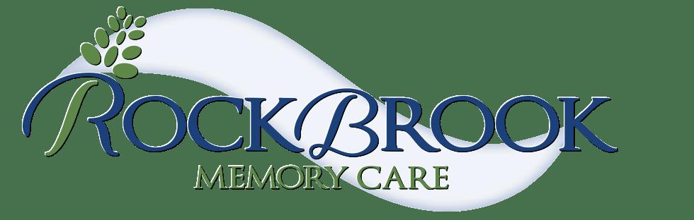 RockBrook Memory Care Logo