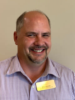 Eric Jokinen - Director of Health Services