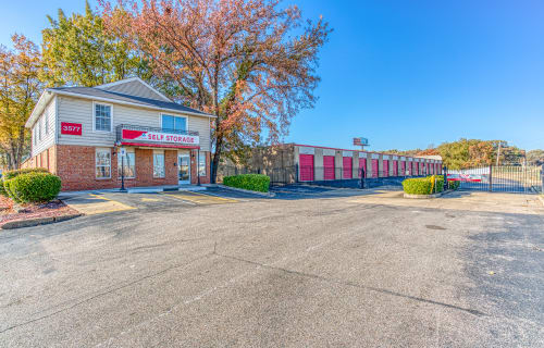 Click here to see our Memphis Getwell Rd location