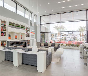 Clubhouse at Trend! | Apartments in Las Vegas, NV