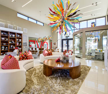 Enjoy Apartments with a Beautiful Clubhouse at Revolution in Henderson, Nevada