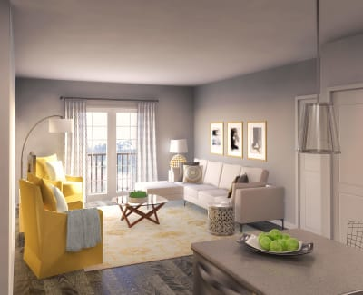 Gorgeous apartments at Ellison Heights Apartments in Rochester