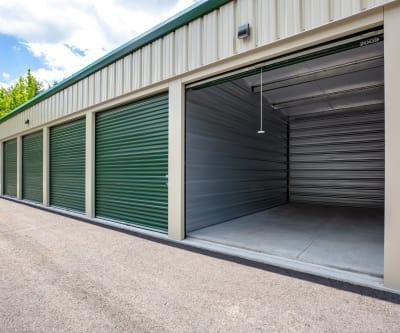 Local truck rentals at Maynard Storage Solutions