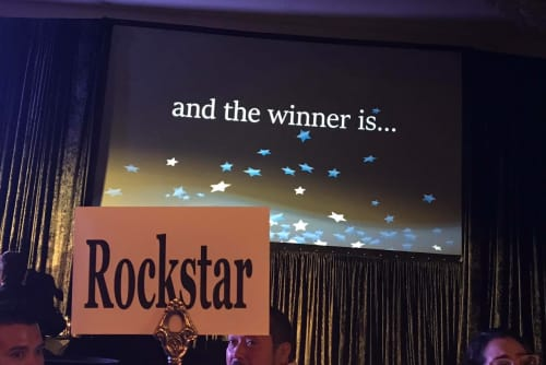 Rockstar Capital wins an award