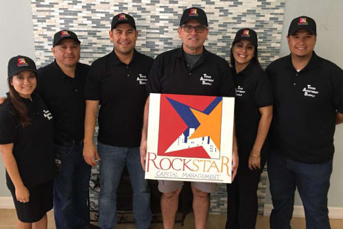 Rockstar Capital black Team