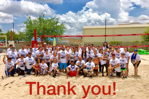 Thank you to Westport Apartments in Angleton, Texas