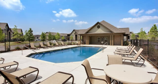 2nd pool at The Grove at Stone Park in Pike Road, Alabama
