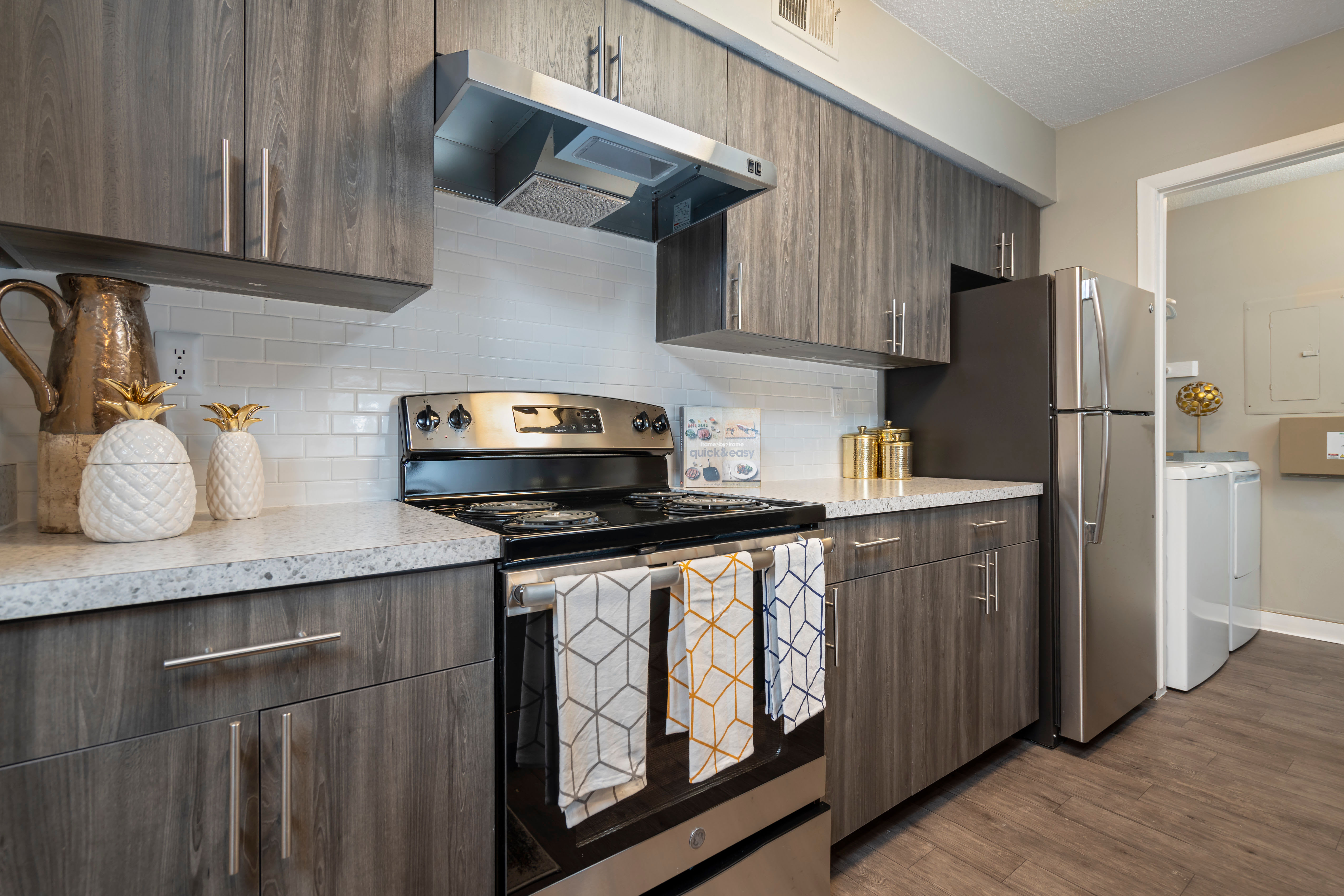 We have floor plan options to suit just about anyone's needs at Hamptons of Cloverlane Apartments.