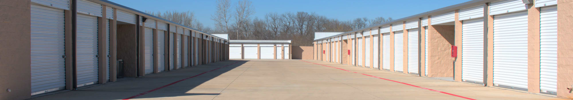 Unit sizes & prices at Storage 365 in Garland, Texas