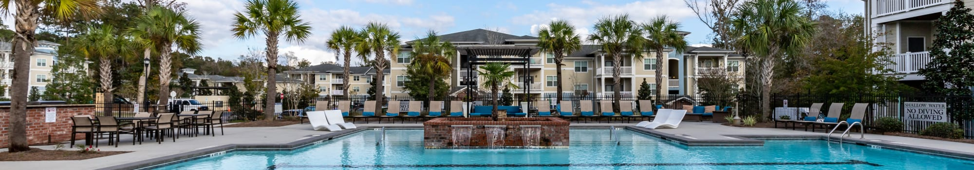 Amenities at Ansley Commons Apartment Homes in Ladson, South Carolina