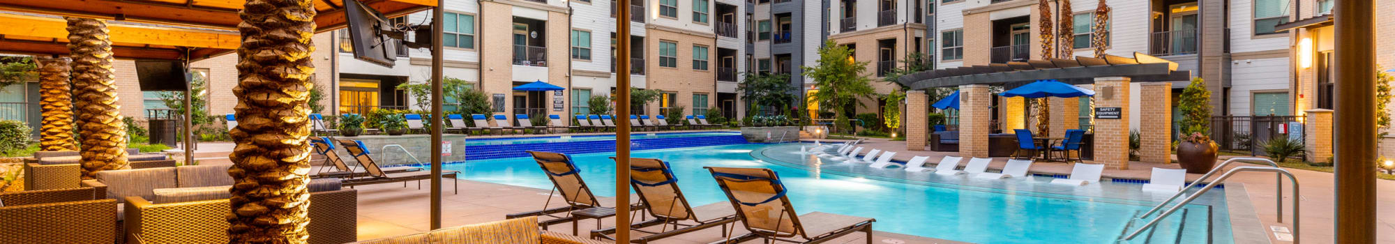 Amenities at The Abbey at Northpoint in Spring, Texas