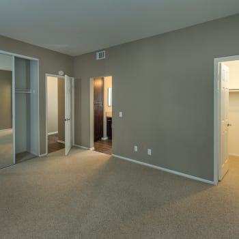 Ample living space at Seapointe Villas apartments