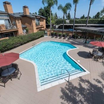 Swimming pool view at Seapointe Villas