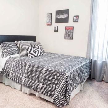 Floor plans at Prairie Pointe Student Living in Ankeny, Iowa
