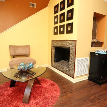 View floor plans at The Creeks On Tates Creek in Lexington, Kentucky