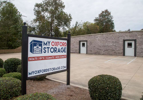 My Oxford Storage - Molly Barr Rd nearby location