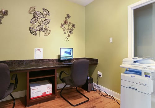 Corporate Units Office Space at The Mayfair Apartment Homes in New Orleans LA