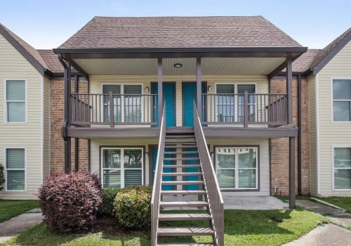 Exterior at The Mayfair Apartment Homes in New Orleans LA
