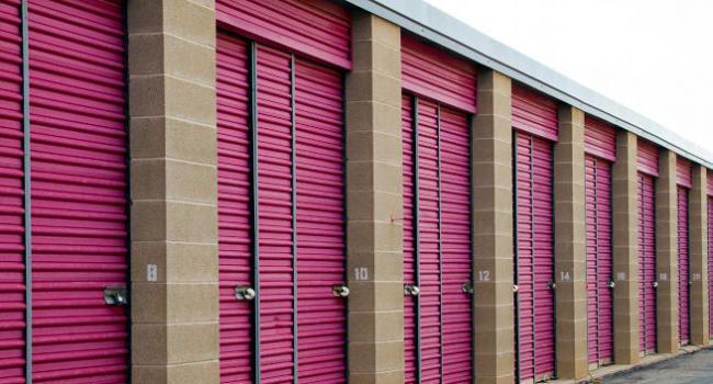 Self storage units at Storage Etc... Salt Lake