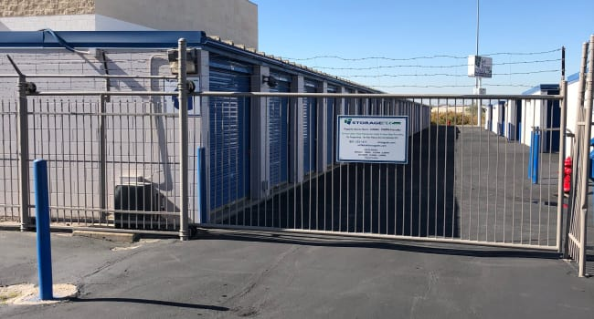 Drive Up Access Storage Units at Storage Etc Salt Lake