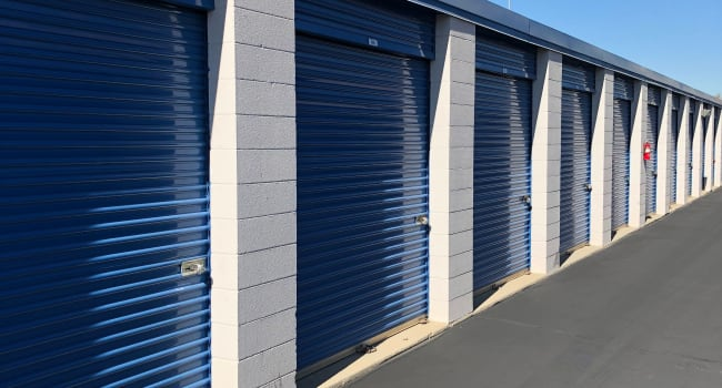 Drive Up Access Outdoor Storage Units at Storage Etc Salt Lake