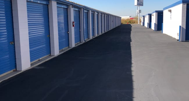 Outdoor Storage Units at Storage Etc Salt Lake