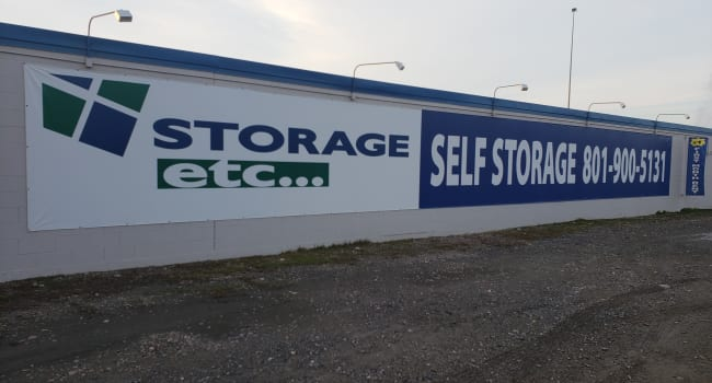 Storage Facility at Storage Etc Salt Lake
