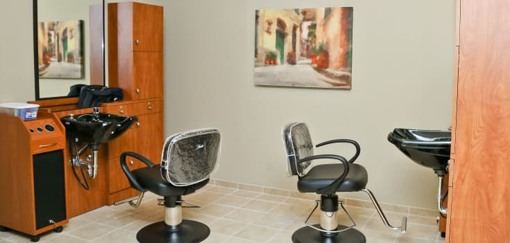 Salon at Merrill Gardens at Solivita Marketplace