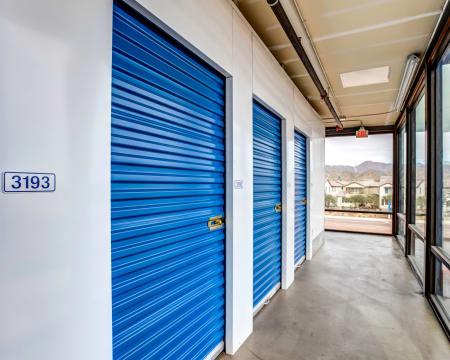 Exterior units at StorQuest Self Storage in Buckeye, Arizona