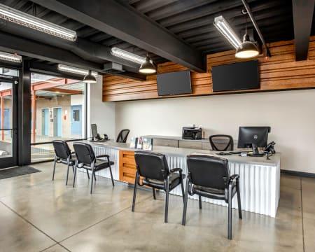 Office at StorQuest Self Storage in Buckeye, Arizona