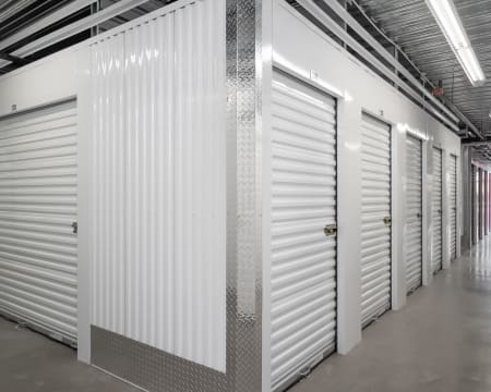 Climate-controlled units at StorQuest Self Storage in San Jose, California