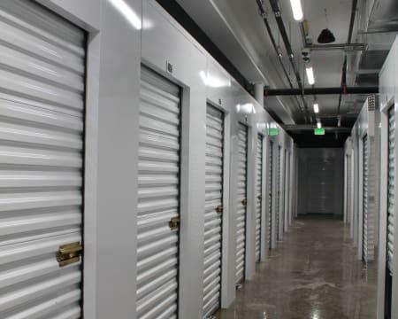 Interior units at StorQuest Self Storage in Honolulu, Hawaii