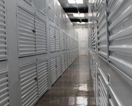 Storage units at StorQuest Self Storage in Honolulu, Hawaii