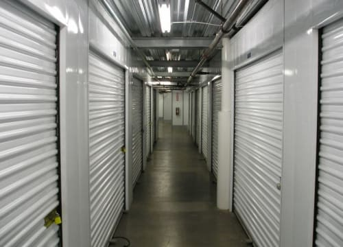 Indoor units at StorQuest Self Storage in Richmond, California