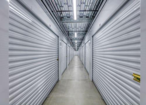 Storage units at StorQuest Self Storage in Phoenix, Arizona